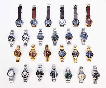 Rolex watches buy and sell
